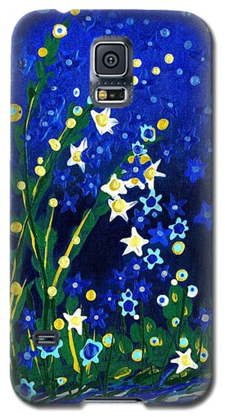 Nocturne Galaxy S5 Case by Holly Carmichael