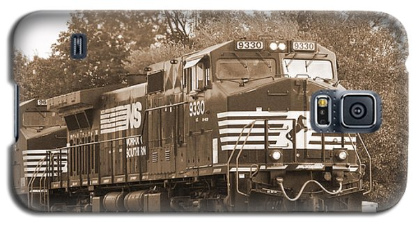 Norfolk Southern Freight Train Galaxy S5 Case