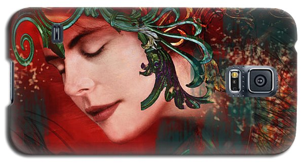 Noribella Galaxy S5 Case by Angelika Drake