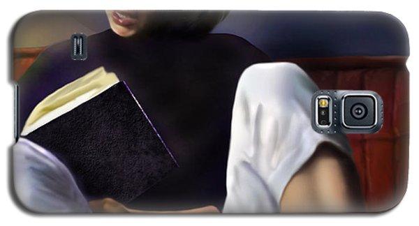 Norma Jeane Baker Galaxy S5 Case