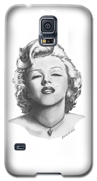 Norma Jeane Galaxy S5 Case