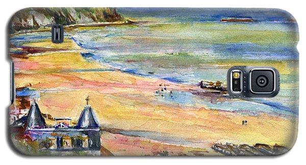 Normandy Beach Galaxy S5 Case