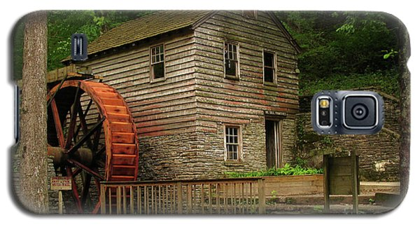 Rice Grist Mill Galaxy S5 Case