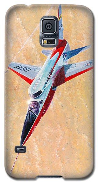 North American F-107a Ultra Sabre Galaxy S5 Case