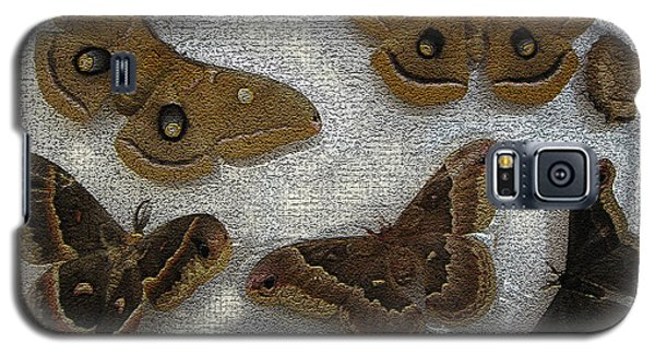 North American Large Moth Collection Galaxy S5 Case