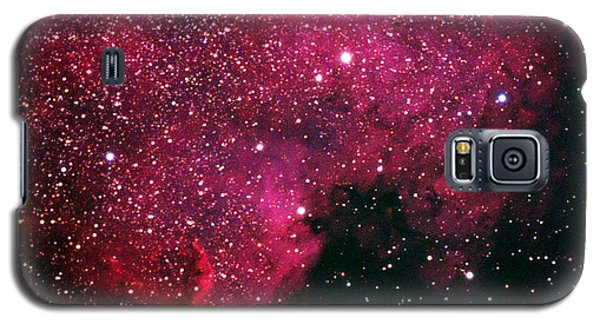 North American Nebula Galaxy S5 Case by Alan Vance Ley