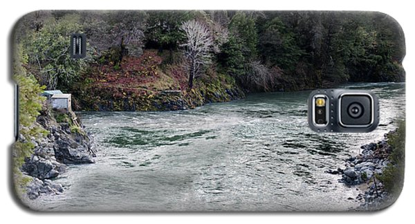 North And Middle Fork Of Smith River 2 Galaxy S5 Case by Betty Depee