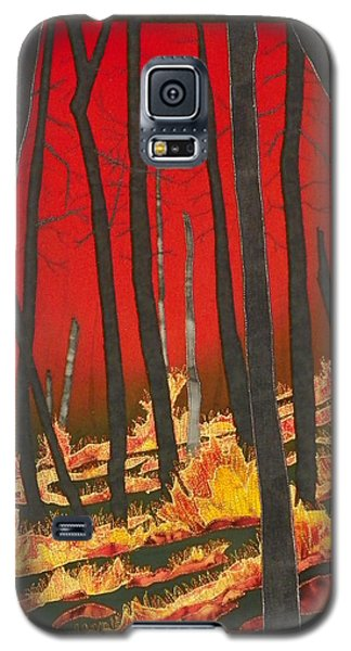 North Carolina Forests Under Fire II Galaxy S5 Case
