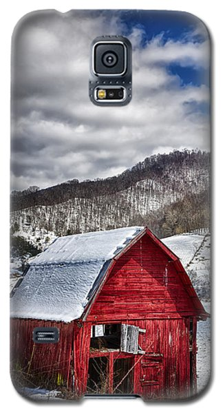 North Carolina Red Barn Galaxy S5 Case