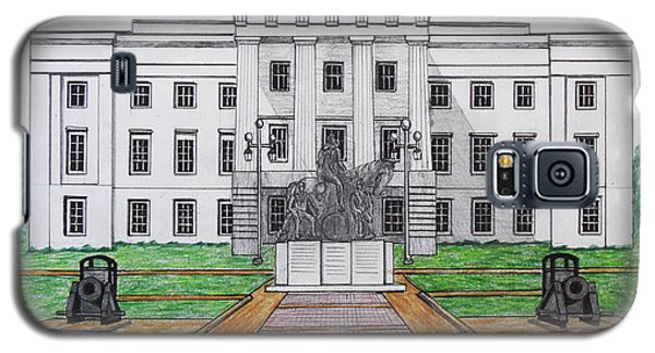 North Carolina State Capitol Galaxy S5 Case