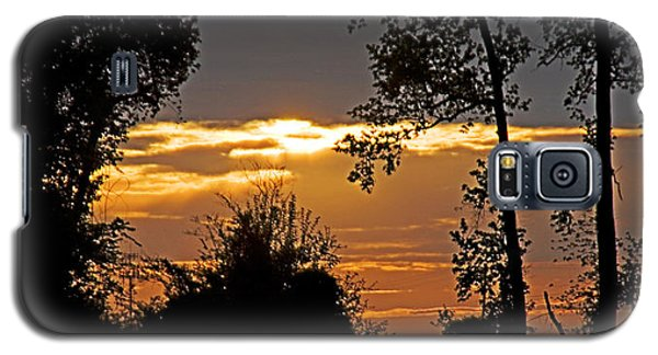 North Carolina Sunset Galaxy S5 Case
