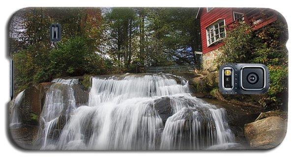 North Carolina Waterfall Galaxy S5 Case