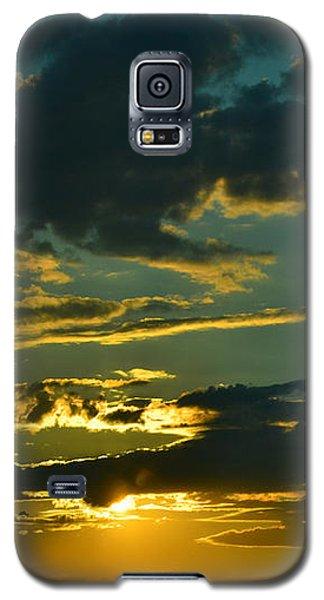 North Dakota Sunset Galaxy S5 Case