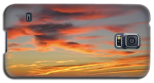 North Dakota Sunset Galaxy S5 Case