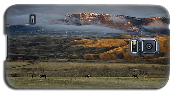North Fork Pasture-signed Galaxy S5 Case