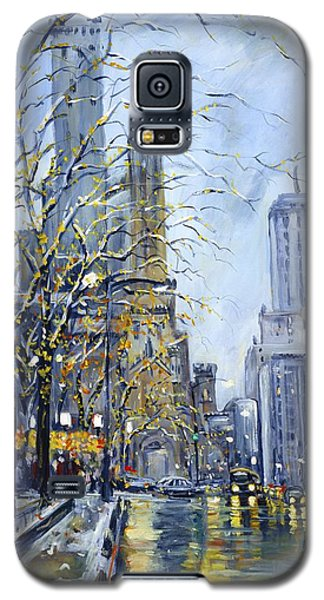 North Michigan Avenue Galaxy S5 Case