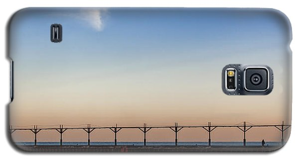 North Pier Galaxy S5 Case