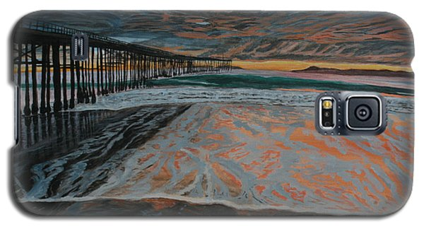 North Side Of The Ventura Pier Galaxy S5 Case