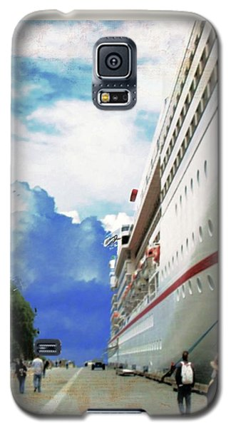North To Alaska Galaxy S5 Case by Janette Boyd