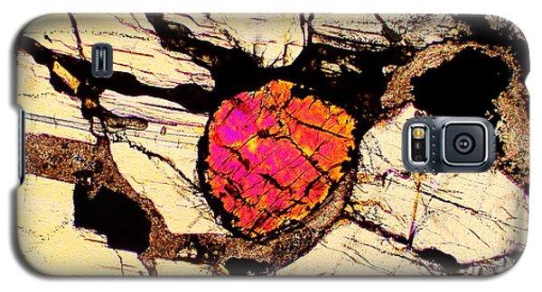 Red Hot Spot Galaxy S5 Case