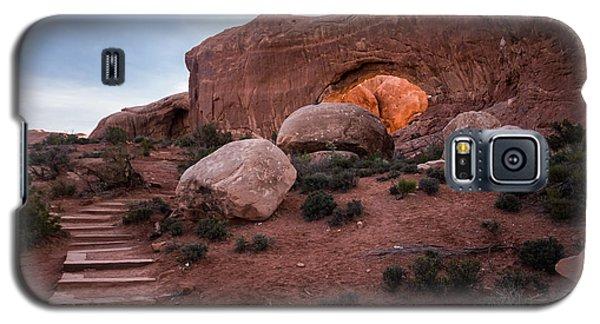 North Window Arch Galaxy S5 Case