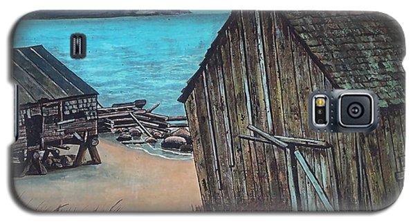 Northeast Coast Beach Galaxy S5 Case
