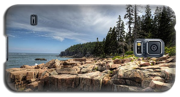 Galaxy S5 Case featuring the photograph Northeastern Seaboard  by Gary Smith