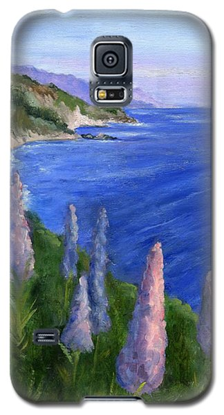 Northern California Cliffs Galaxy S5 Case