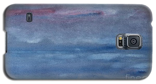 Galaxy S5 Case featuring the photograph Northern Evening by Susan  Dimitrakopoulos