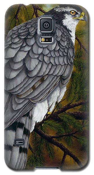 Northern Goshawk Galaxy S5 Case by Rick Bainbridge