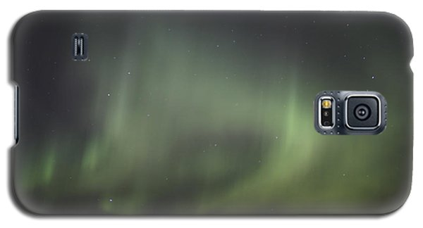 Northern Lights Over Wroxton Galaxy S5 Case