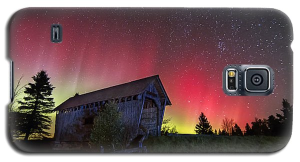 Northern Lights - Painted Sky Galaxy S5 Case