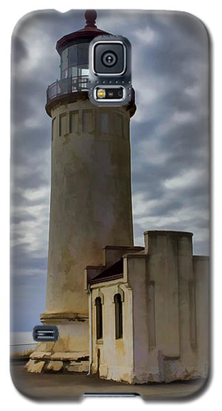 North Head Lighthouse Galaxy S5 Case by Cathy Anderson