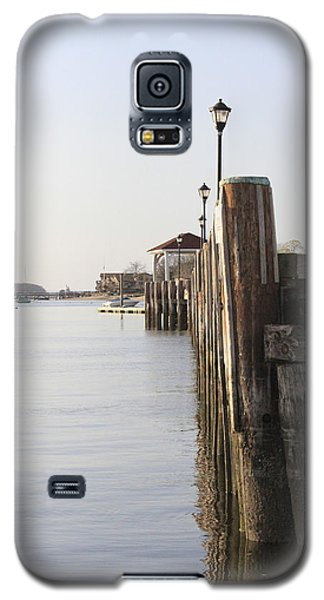 Northport Dock A Different Perspective Galaxy S5 Case