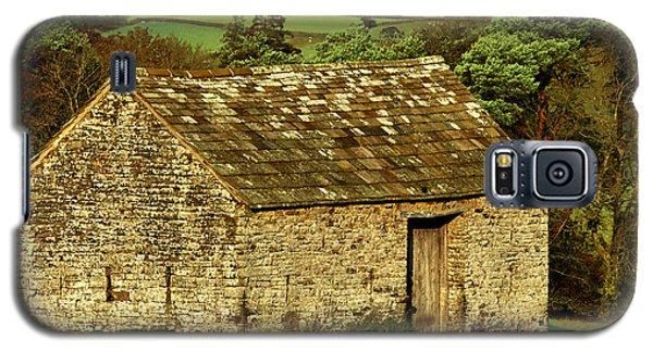 Northumberland Stone Barn Galaxy S5 Case