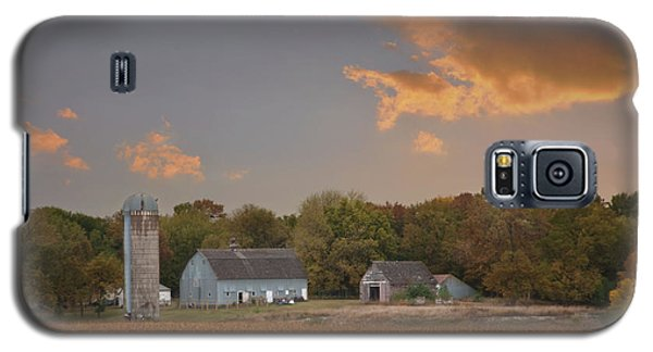 Northwest Iowa Farmscape Galaxy S5 Case