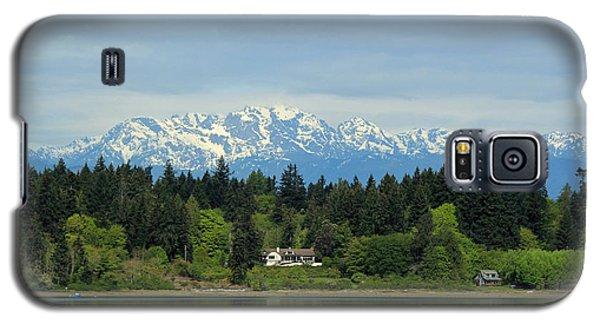 Northwest Living II Galaxy S5 Case