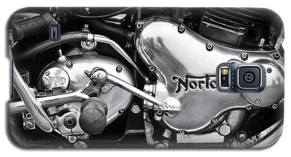 Norton Commando 850 Engine Galaxy S5 Case