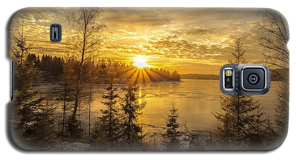 Galaxy S5 Case featuring the photograph Norway Hedmark by Rose-Maries Pictures
