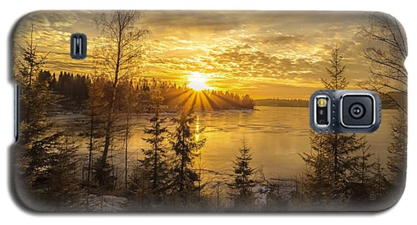 Norway Hedmark Galaxy S5 Case by Rose-Maries Pictures
