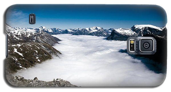Norway In The Clouds Galaxy S5 Case
