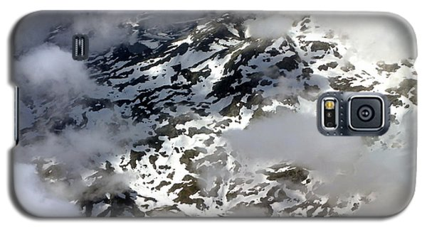 Norwegian Mountains From On High Galaxy S5 Case by Laurel Talabere