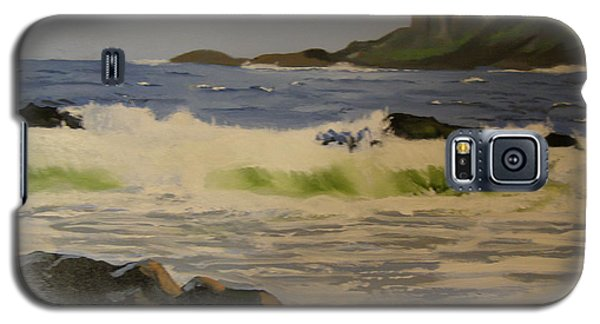 Norwick Beach Shetland Isles Galaxy S5 Case