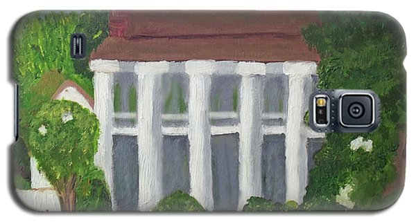 Norwood Plantation Home Galaxy S5 Case