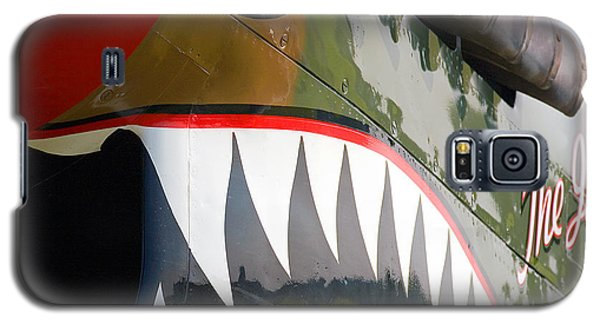 Galaxy S5 Case featuring the photograph Nose Art by Timothy McIntyre