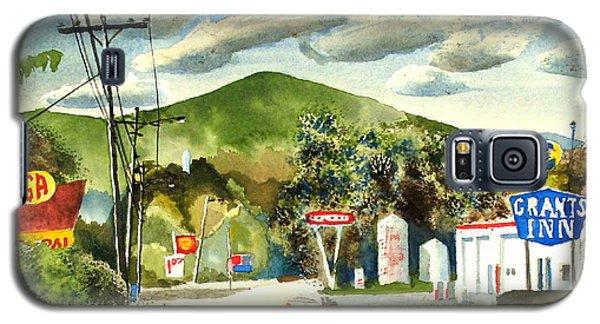 Nostalgia Arcadia Valley 1985  Galaxy S5 Case