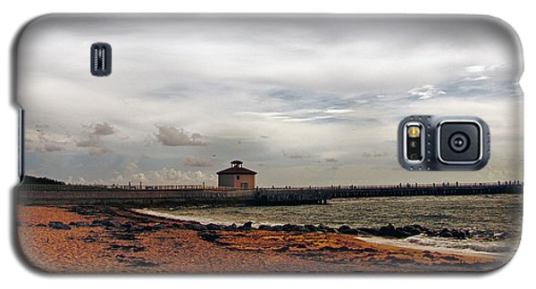 Not A Beach Day Galaxy S5 Case by Don Durfee