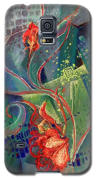 Galaxy S5 Case featuring the painting Not Destroyed by Susan Will