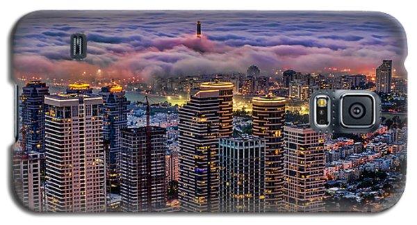 Galaxy S5 Case featuring the photograph Not Hong Kong by Ron Shoshani
