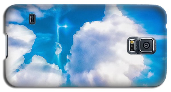 Galaxy S5 Case featuring the photograph Not Just Another Cloudy Day by Kellice Swaggerty
